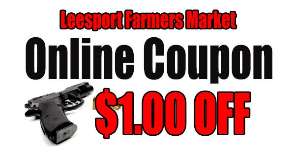 Leesport Farmers Market Coupon