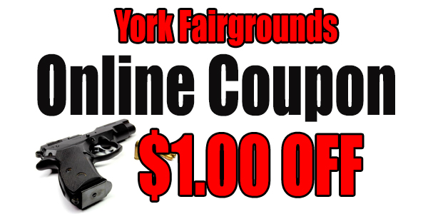 The York Fairgrounds Coupon
